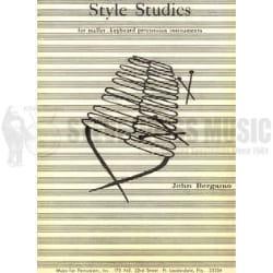 Style Studies John Bergamo Partition Xylophone - laflutedepan