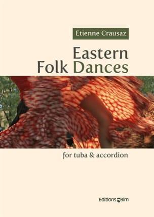 Eastern Folk Dances Etienne Crausaz Partition Tuba - laflutedepan