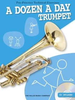 A dozen a day - Trumpet - Partition - di-arezzo.com
