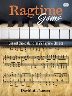 Ragtime Gems: Original Sheet Music for 25 Ragtime Classics laflutedepan