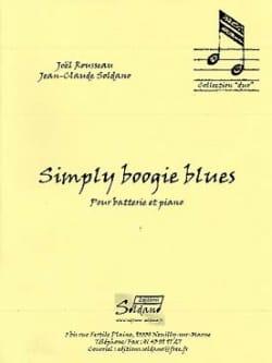 Simply Boogie Blues - laflutedepan.com