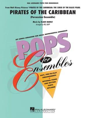 Pirates des Caraïbes 1 - La Malédiction du Black Pearl - Pops for Ensembles laflutedepan