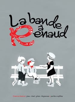 La Bande à Renaud - Volume 1 RENAUD Partition laflutedepan