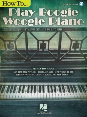 How to Play... Boogie Woogie Piano laflutedepan