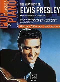 The Very Best Of Elvis Presley Elvis Presley Partition laflutedepan