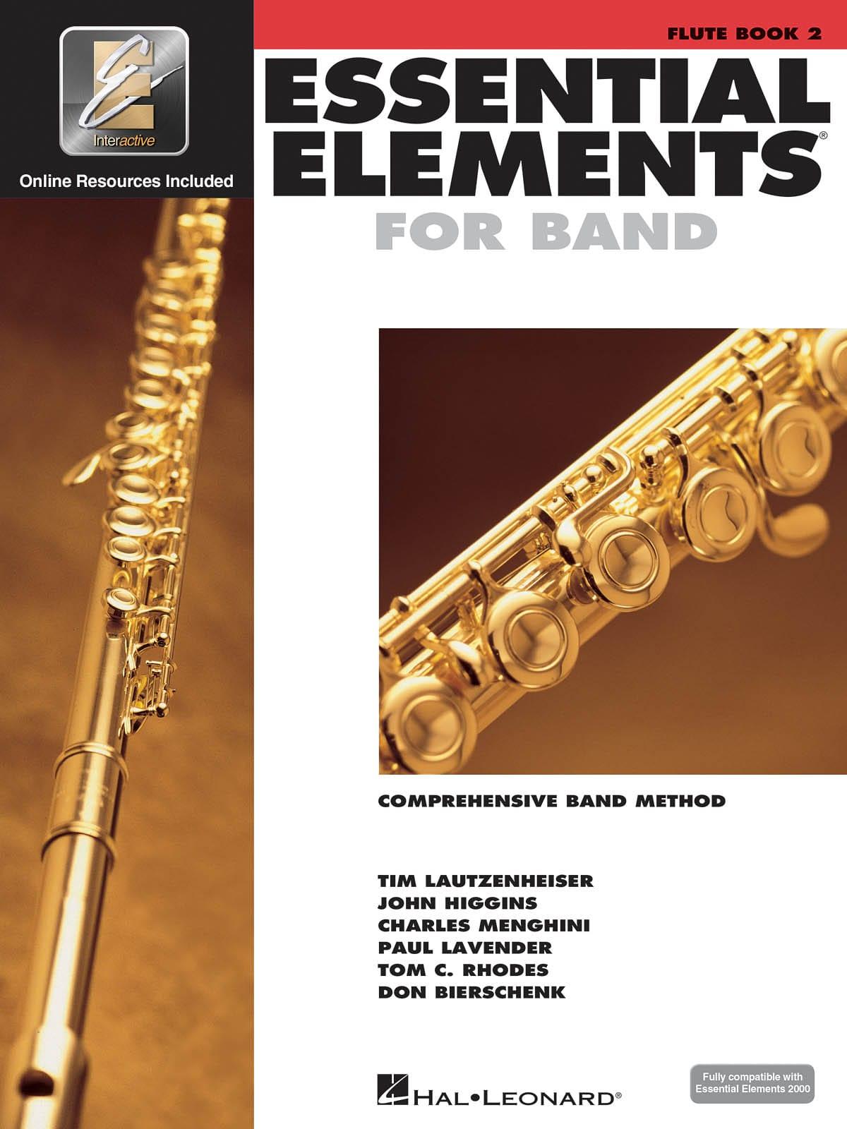 Essential Elements for Band - Book 2 - Flute - laflutedepan.com