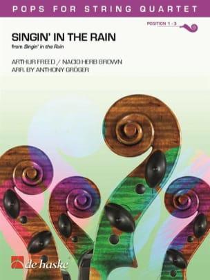 Singin' in the Rain - Pops for String Quartet Gene Kelly laflutedepan