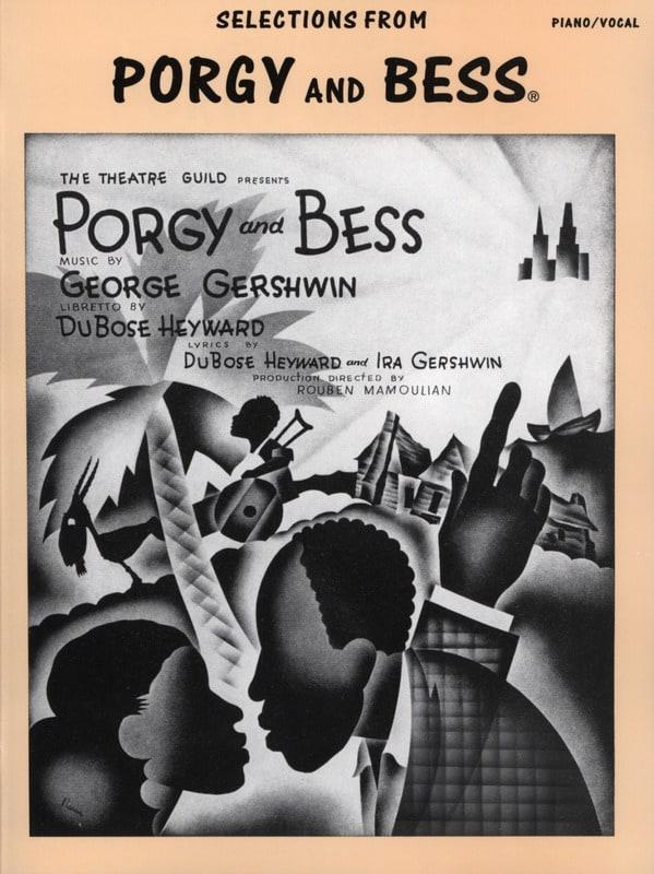 Porgy And Bess Selections - GERSHWIN - Partition - laflutedepan.com