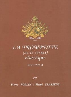 La trompette classique recueil A Partition Trompette - laflutedepan