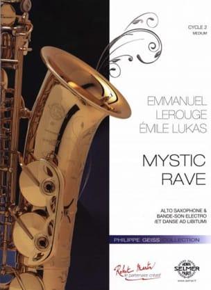 Mystic Rave Emmanuel Lerouge & Emile Lukas Partition laflutedepan