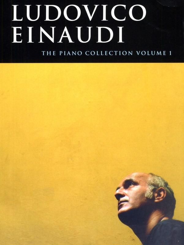 The piano collection volume 1 - Ludovico Einaudi - laflutedepan.com