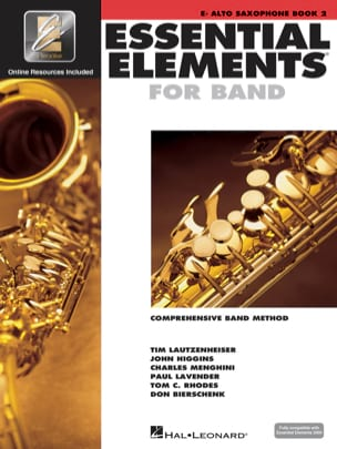 Essential Elements for Band - Book 2 - Alto Sax - laflutedepan.com