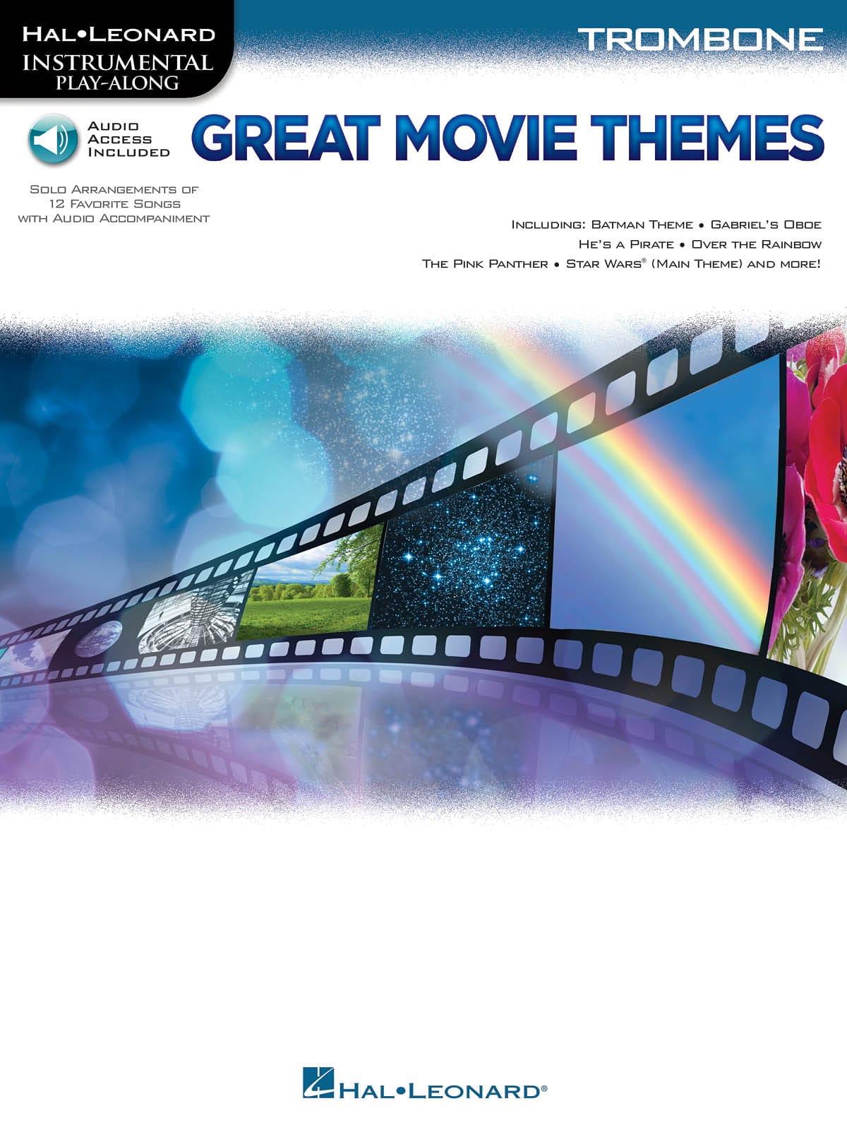 Great Movie Themes - Partition - Trombone - laflutedepan.com