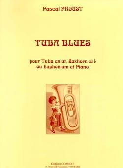 Tuba blues Pascal Proust Partition Tuba - laflutedepan