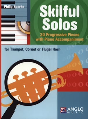 Skilful Solos Philip Sparke Partition Trompette - laflutedepan