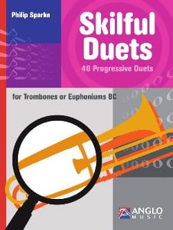 Skilful Duets - 40 Progressive Duets Philip Sparke laflutedepan