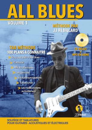 All Blues TAB Méthode Jean-Jacques Rébillard Partition laflutedepan