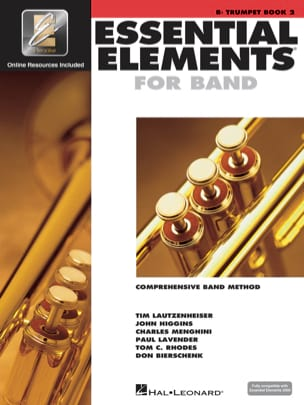 Essential Elements for Band - Book 2 - Trumpet laflutedepan