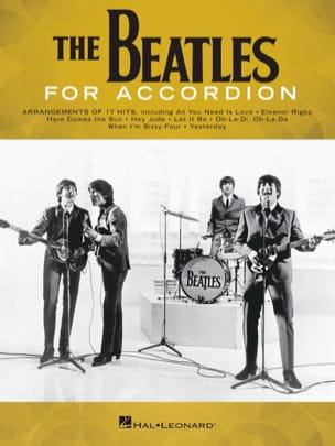 The Beatles for Accordion Beatles Partition Accordéon - laflutedepan