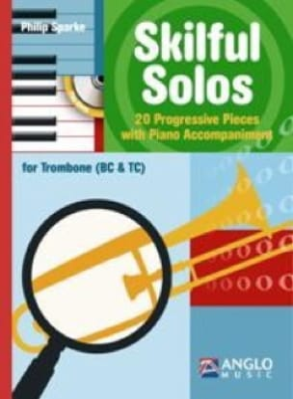 Skilful Solos - Philip Sparke - Partition - laflutedepan.com