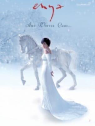 And Winter Came... - Enya - Partition - Pop / Rock - laflutedepan.com