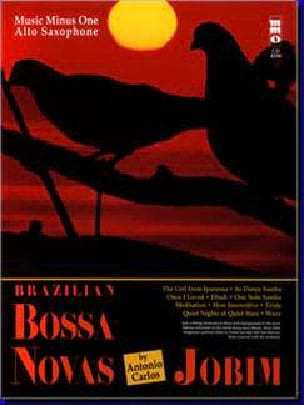 Brazilian Bossa Novas - Music Minus One - laflutedepan.com