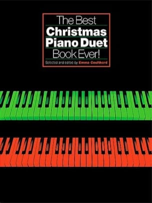 Noël - The Best Christmas Piano Duet Book Ever - Partition - di-arezzo.fr