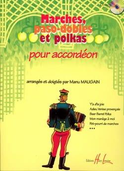 Marches, Paso-Dobles Et Polkas Partition Accordéon - laflutedepan