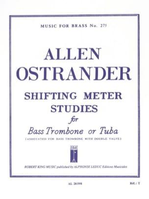 Shifting Meter Studies Allen Ostrander Partition laflutedepan
