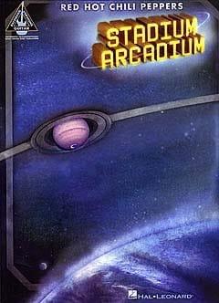 Stadium Arcadium Red Hot Chili Peppers Partition laflutedepan