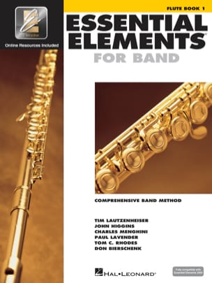 Essential Elements for Band - Book 1 - Flute laflutedepan