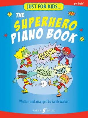 The Superhero Piano Book - Partition - laflutedepan.com