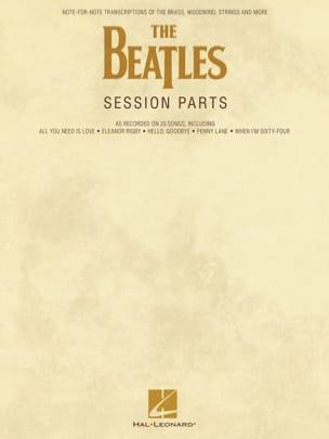 The Beatles Session Parts BEATLES Partition ENSEMBLES - laflutedepan