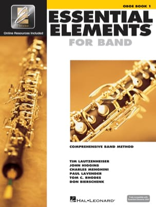 Essential Elements for Band - Book 1 - Oboe laflutedepan