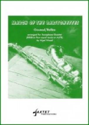 March of the Baritonettes - laflutedepan.com