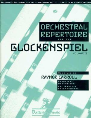 Orchestral Repertoire For The Glockenspiel Volume 2 laflutedepan