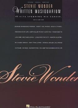 Written Musiquarium Stevie Wonder Partition Pop / Rock - laflutedepan