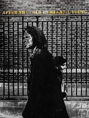 After the goldrush Neil Young Partition Pop / Rock - laflutedepan