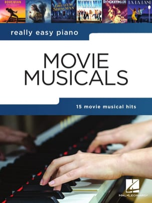 Really Easy Piano - Movie Musicals Partition laflutedepan