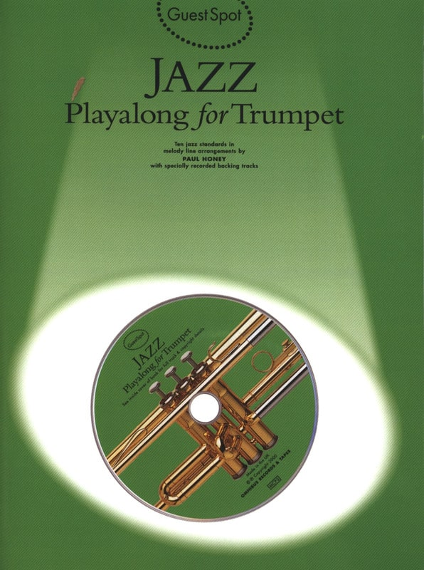 Guest Spot - Jazz Playalong For Trumpet - laflutedepan.com