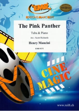 The Pink Panther - MANCINI - Partition - Tuba - laflutedepan.com