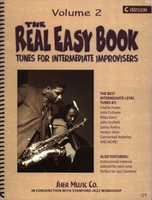 The Real Easy Book Level 2 Partition Jazz - laflutedepan