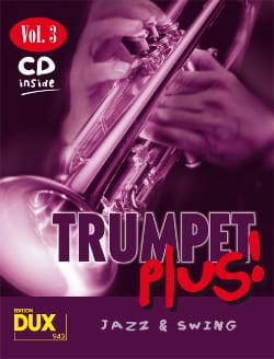 Trumpet plus! volume 3 - Partition - Trompette - laflutedepan.com