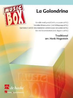 La golondrina - Music box Traditionnel Partition laflutedepan
