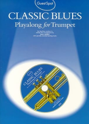 Guest Spot - Classic Blues Playalong For Trumpet laflutedepan