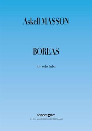Boreas Askell Masson Partition Tuba - laflutedepan