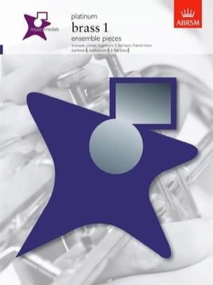 Brass 1 Platinum Partition Trompette - laflutedepan