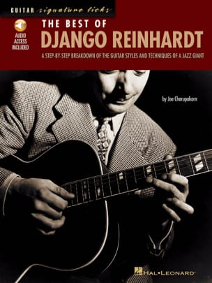 The Best Of Django Reinhardt Django Reinhardt Partition laflutedepan