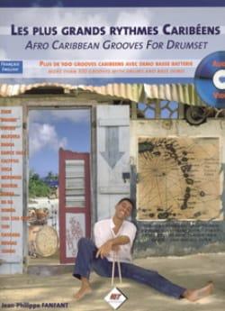 Les Plus Grands Rythmes Caribéens Jean-Philippe Fanfant laflutedepan