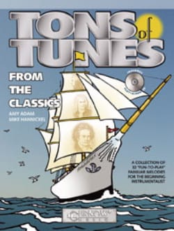 Tons of tunes from the classics Partition Trombone - laflutedepan